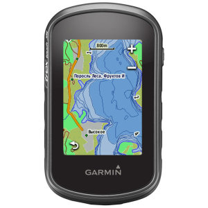 Навигатор Garmin eTrex Touch 35. Вид 1